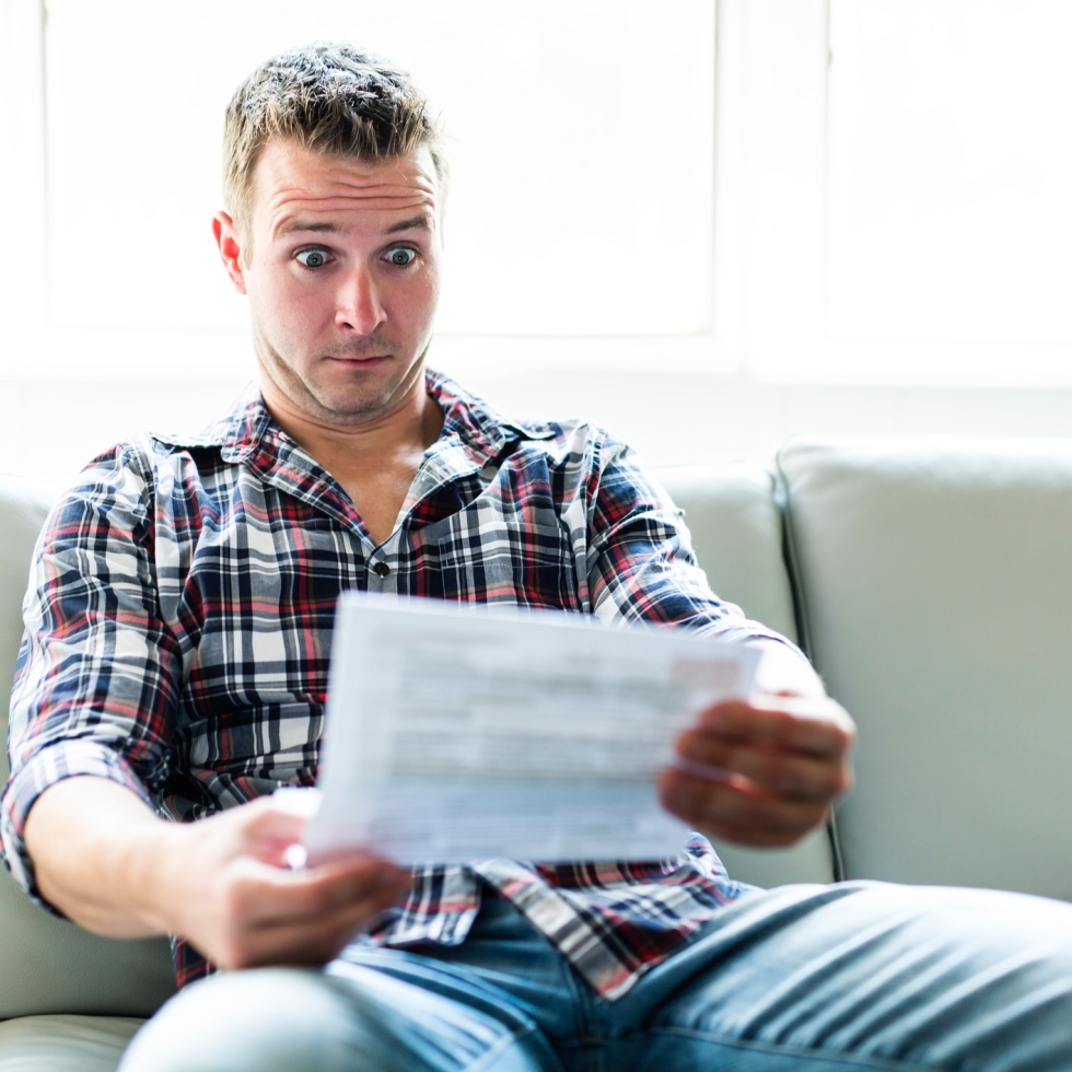 what happens if you don't pay your bills