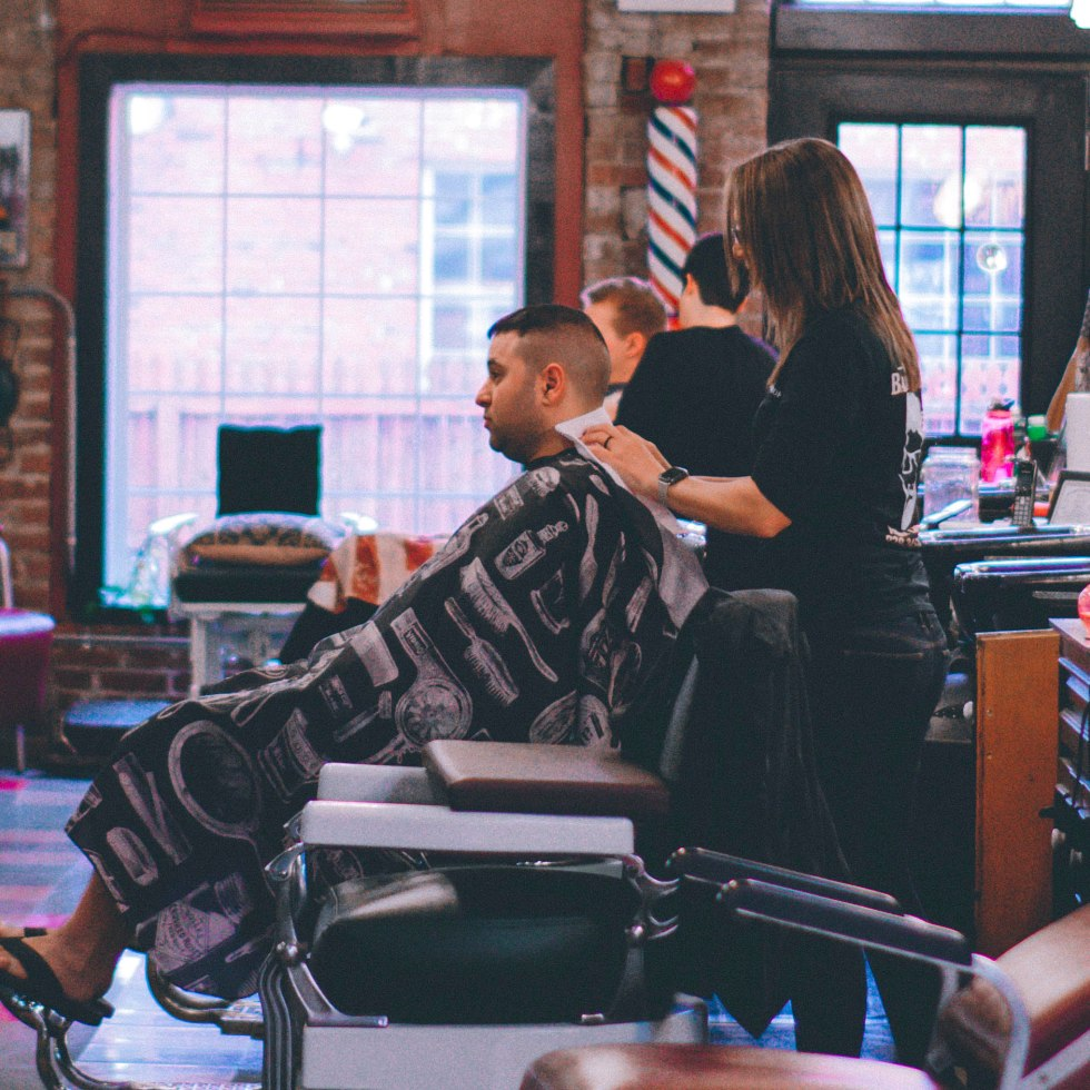 haircut conversation